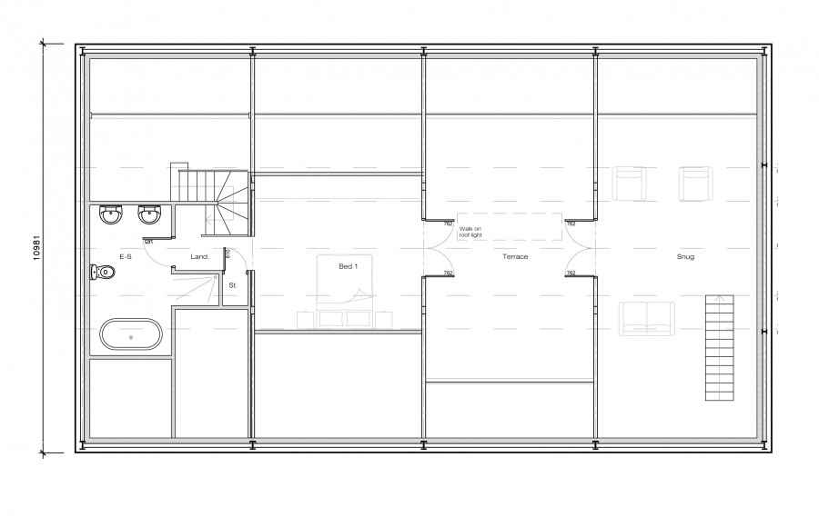 house architect drawings